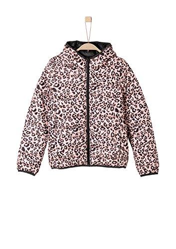 s.Oliver Mädchen 73.808.51.5134 Jacke, Pink (Light Pink AOP 42a5), 164 (Herstellergröße: L)