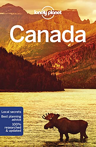 Lonely Planet Canada 14 (Country Guide)の詳細を見る
