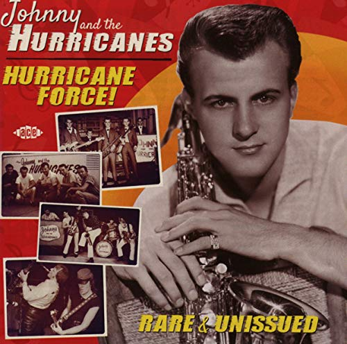 Hurricane Force! Rare, Live & Unissued