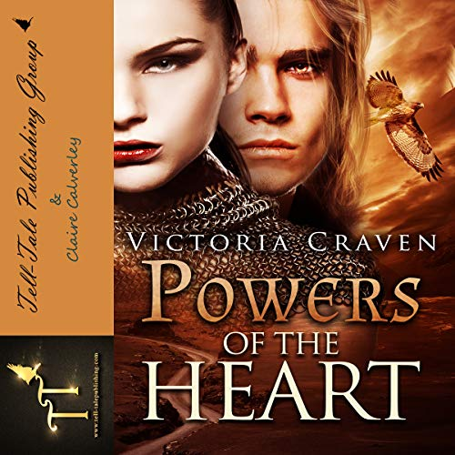 Powers of the Heart  audiobook cover art
