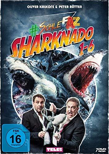 Sharknado 1-6 (7 DVDs)