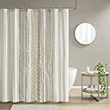 INK+IVY Imani Tufted Chenille 100% Cotton Shower...