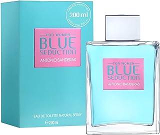 Blue Seduction by Antonio Banderas for Women - Eau de Toilette, 200ml