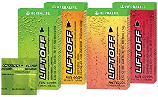 Herbalife Liftoff – Tropical-Fruit Force, 10 Tablets