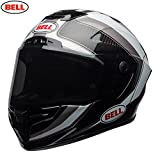 Bell 2018Race Star Full Face Motorrad Helm–Sector weiß/titan