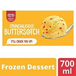 Kwality Walls Party Pack, Butterscotch, 700ml