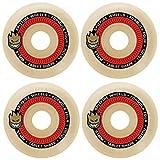 Spitfire Formula Four 101D Tablet Skateboard Wheels - Set of 4 (52mm)