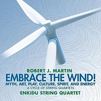 Robert J. Martin: Embrace the Wind!