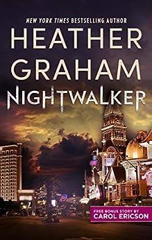 Nightwalker/Delta Force Defender (Harrison Investigation) by [Carol Ericson, Heather Graham]