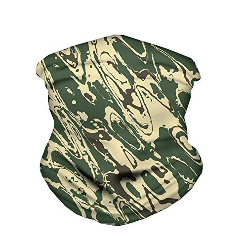 CBPE Multifunctionele sjaal voor dames/heren, voor motorfiets, fiets, skiën, outdoor, sport, gezichtsmasker, stof, wind, UV-bescherming