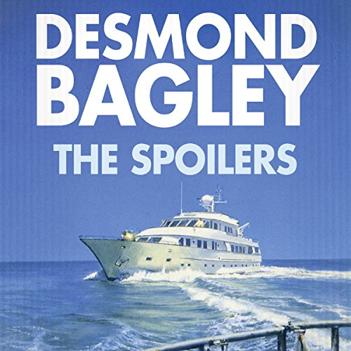 The Spoilers audiobook cover art