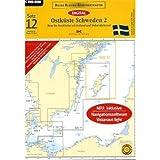 Seekarte Schweden - Sportbootkarten 12: Ostküste Schweden 02 (2011) - Yachtcharter Schweden & Mitsegeln
