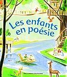 Les enfants en poésie - De 3 à 6 ans