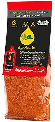 Peperone rosso macinato Aca Agrolearia, 500 gr