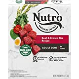 NUTRO NATURAL CHOICE Adult Dry Dog Food, Beef &...