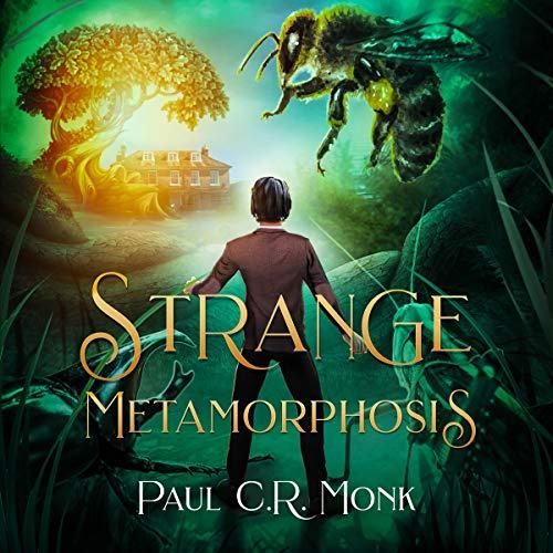 Strange Metamorphosis cover art