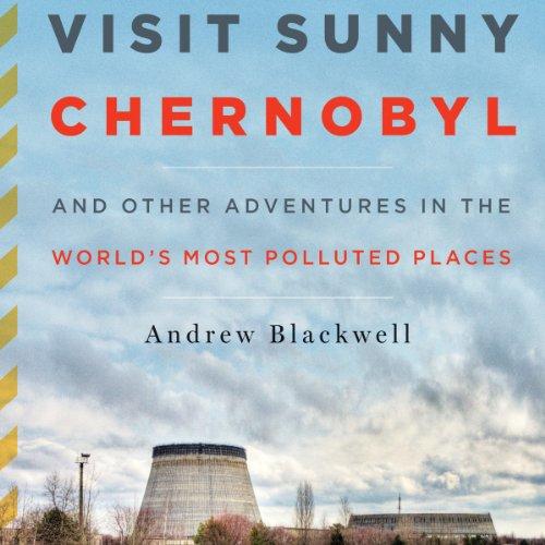 Visit Sunny Chernobyl audiobook cover art