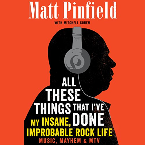 All These Things That I've Done audiobook cover art