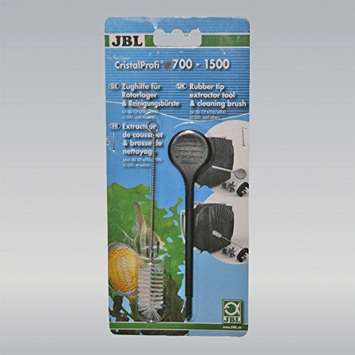 JBL Zughilfe Rotorlager 60114 Zughilfe und Reinigungsbürste für Rotorlager von Außenfiltern