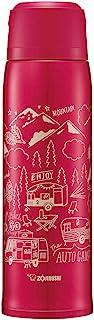 象印マホービン(ZOJIRUSHI) 水筒 ステンレス ボトル コップ 付き 保温 保冷 1.03L レッド SJ-JS10-RA