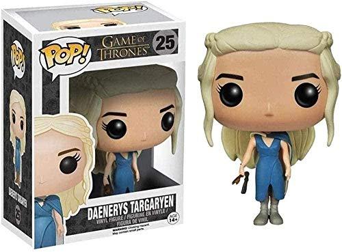 Pop! Juego de Tronos # 25 Daenerys Targaryen Coleccionable