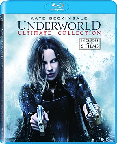 UNDERWORLD / UNDERWORLD: AWAKENING / EVOLUTION - UNDERWORLD / UNDERWORLD: AWAKENING / EVOLUTION (5 Blu-ray)