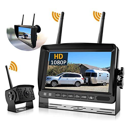 wireless back up rv camera - 8