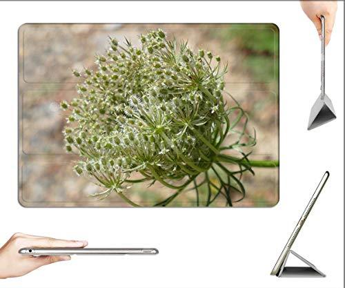 Case for iPad Mini 5 & Mini 4 - Flutes Herb Anthriscus Sylvestris Screen Flower