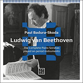 Beethoven: The Complete Piano Sonatas Played on Period Instruments