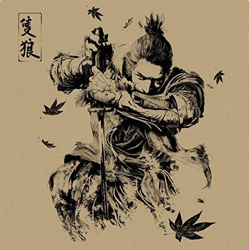 Album Art for Sekiro: Shadows Die Twice (Original Soundtrack) by Kitamura, Yuka / Asakura, Noriyuki