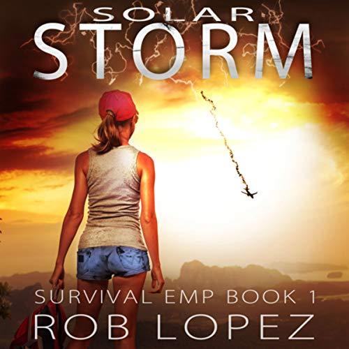 Solar Storm Titelbild