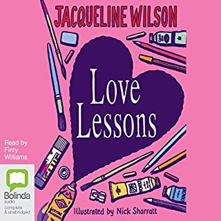 Love Lessons audiobook cover art