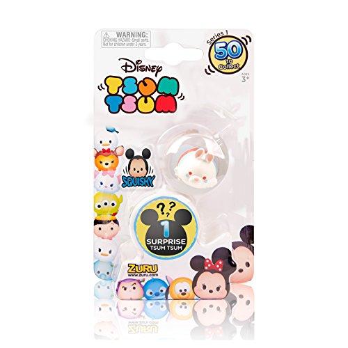 Disney – Tsum Tsum – 2 Mini Figurines Empilables 4 cm – Modèle Aléatoire