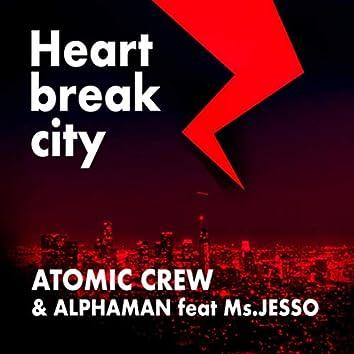 Heartbreak city (Radio Edit)