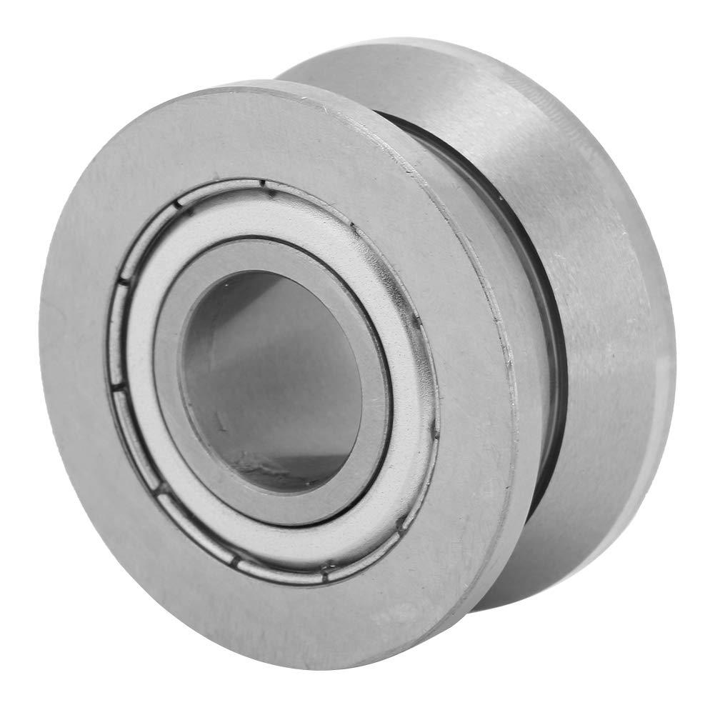 Roller Ball Bearing Metal V Groove Track Roller Guide Sealed Bal