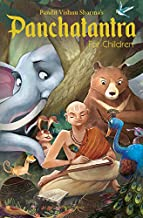 Pandit Vishnu Sharma's Panchatantra For Children: Illustrated stories (Black and White, Paperback)