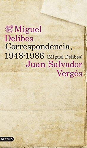Correspondencia de Miguel Delibes y su editor - Libros de cartas