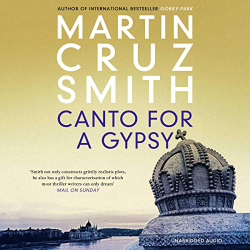 Canto for a Gypsy audiobook cover art