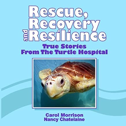 Rescue, Recovery and Resilience: True Stories from the Turtle Hospital by Carol Morrison (2010-05-09)