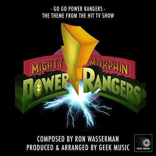 Mighty Morphin Power Rangers: Go Go Power Rangers: Main Theme