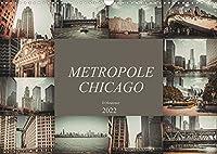 Metropole Chicago (Wandkalender 2022 DIN A3 quer): Der Fotograf Dirk Meutzner nimmt Sie mit auf eine Reise durch die Metropole Chicago (Monatskalender, 14 Seiten )