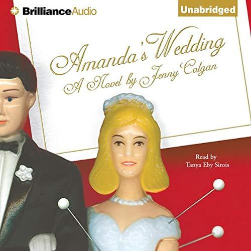 Amanda's Wedding audiobook cover art