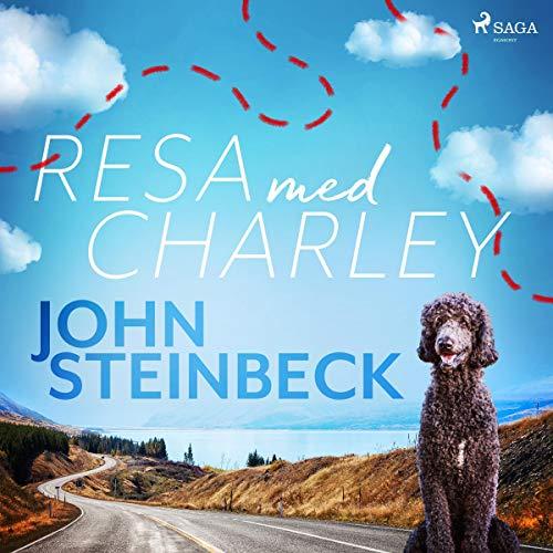 Resa med Charley audiobook cover art