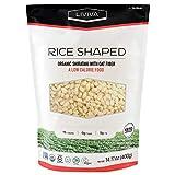 no calorie rice - LIVIVA Organic Rice Shaped Shirataki 14 oz (Pack of 6)