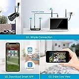 Zoom IMG-2 deatti set di telecamere sorveglianza