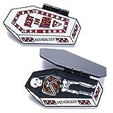 Halloween Enamel Lapel Pin Set - Spooky Skeleton Lapel Pin - Horror Goth Enamel Pin For Halloween - Funny Enamel Pin Set for Backpacks Clothes Hat Decoration