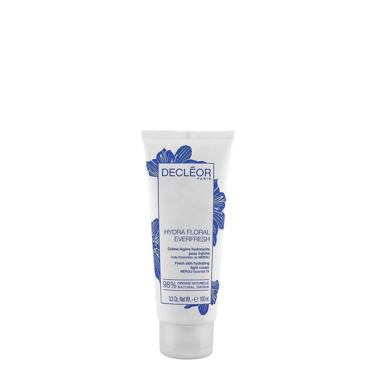 ガジュマル寮薬剤師デクレオール Hydra Floral Everfresh Fresh Skin Hydrating Light Cream - For Dehydrated Skin (Limited Edition) 100ml/3.3oz並行輸入品