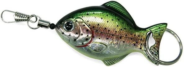 キャップス(Caps) キーバック FISH REEL RAINBOW