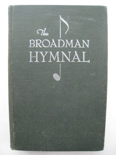 Price comparison product image The Broadman Hymnal