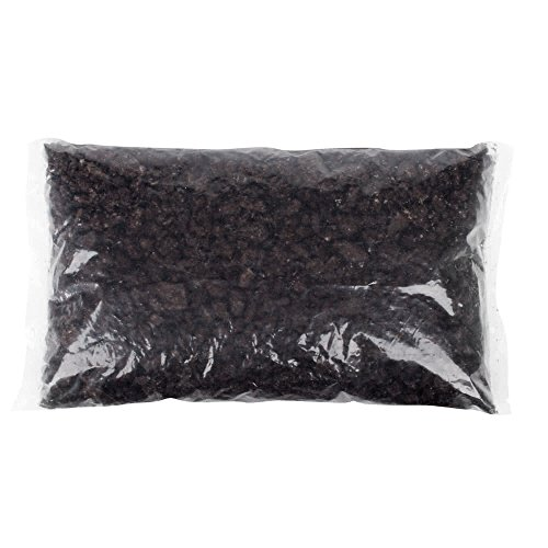 Chopped Cookies and Creme Ice Cream Topping - 2.5 lb. By TableTop King
